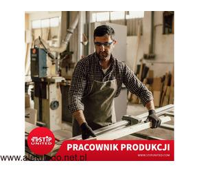 Pracownik produkcji - Operator maszyn